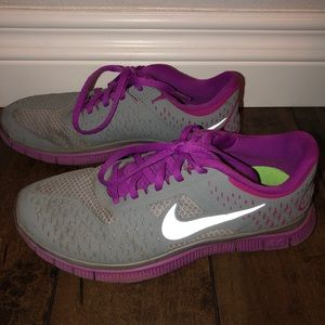 Nike Athletic Shoes